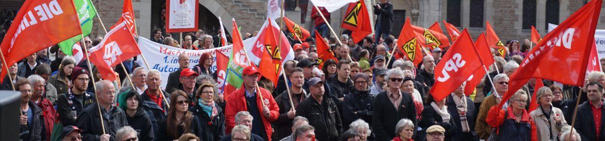 Der 1. Mai in Braunschweig