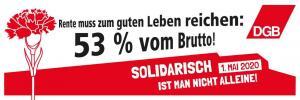 2020-04-21 DGB-Banner Soli kurz Nelke Rente