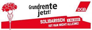 2020-04-21 DGB-Banner Soli kurz Nelke Grundrente